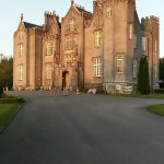 View of Kinnitty Castle Hotel