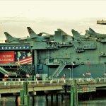 The USS Yorktown