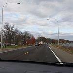 Great drive around the lake!