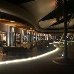 firefly restaurant at night