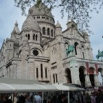 Basilica du Sacre Coeur - The prize at the top of this Tour