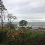 Endless views of the Moray Firth.