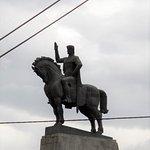 Monument of King Vakhtang Gorgasali Foto