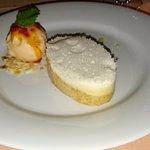 Dessert : un gros calisson