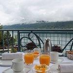 Photo de Hotel Restaurant de Yoann Conte