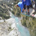 Queenstown - Shotover Canyon Swing 57
