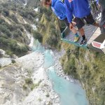 Queenstown - Shotover Canyon Swing 58