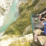 Queenstown - Shotover Canyon Swing 68