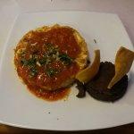 Torta de huevos con Chorizo