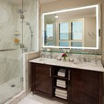 Flagler Club Suite with Ocean View - Bath