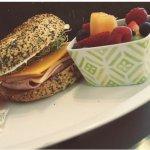 The Bistro Bagel Sandwich