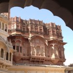 Jodhpur, Mehrangarh Fort