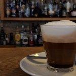 machiatto on the bar