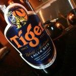Nuestra Cerveza. Tiger