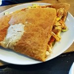 Hot Chick crepes