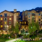Hotel Terra enjoys an ideal location in the heart of Teton Village.
