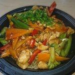 Me encanto saté wok