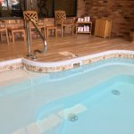 Our Guest amenities include access to our 10-seat Hot Tub.