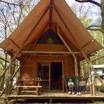 Photo de Camping Huttopia Versailles