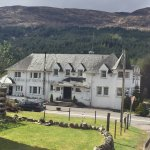 Restaurant at The Bridge of Orchy Hotel