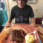 OMG best BBQ ribs and Brisket I have ever tasted!!!