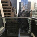 17th Floor balcony view