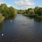Usk river.