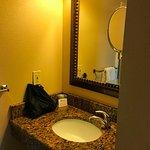 1st floor en suite bathroom