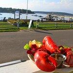 Lobster fresh form the Atlantic Ocean!