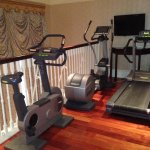 Presidential Suite -- Workout Room in Suite