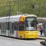 The Glenelg tram