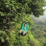 Zip line in Monteverde (SKY TRAM, SKY TREK, SKY WALK)