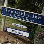 Foto de The Gables Inn Sausalito
