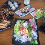 Ozeki Cafe & Bar_food