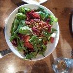 Farm Lettuces salad