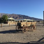 Stovepipe Wells Hotel - view from across the street