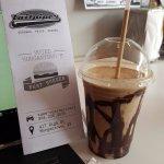 Chocolate Peanut Butter Nutella Shake