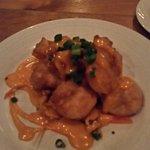 Honey Walnet Shrimp.... so good!