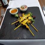 Excellent Chicken Satay