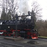 The Brocken Train Line Photo