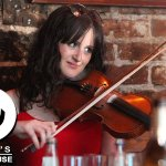 Traditional Fiddle player Brid Dunne
