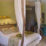 La chambre 'Agapanthe'