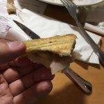 Sandwiches de Panceta
