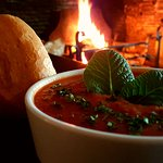 Hot Soup on a cold day