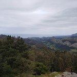 Vista de los valles desde EL MIRADOR DEL FITO