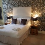 Large and luxurious double en suite.