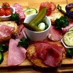 Beautifully good food presentation by Sandro