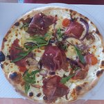 pizza camembert