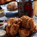 Rockstar's famous Canterbury Fried Chicken (CFC)