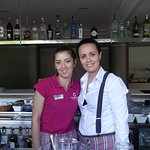 The best bar staff ever - friendly and quick service.